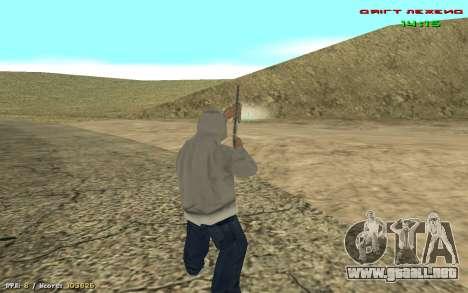 Engañar a la vista para GTA San Andreas tercera pantalla