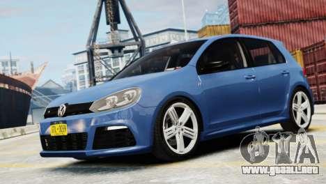 Volkswagen Golf R 2010 para GTA 4