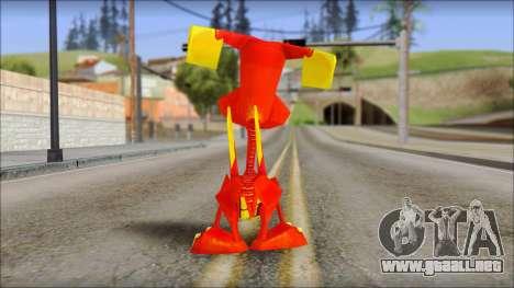 Tweek the Dragon from Fur Fighters Playable para GTA San Andreas tercera pantalla