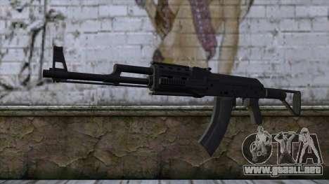 Assault Rifle from GTA 5 v2 para GTA San Andreas