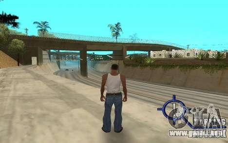 Warning Attack para GTA San Andreas tercera pantalla