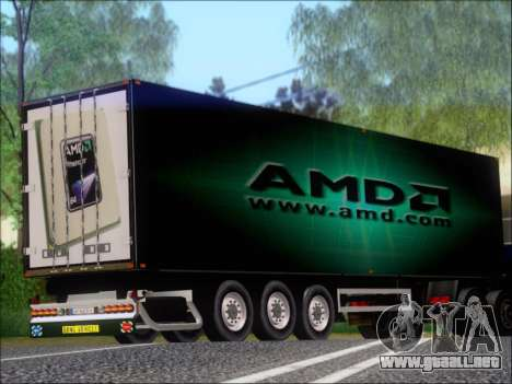 Trailer AMD Phenom X4 para la visión correcta GTA San Andreas