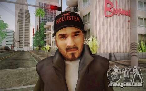 Civil v1 para GTA San Andreas tercera pantalla