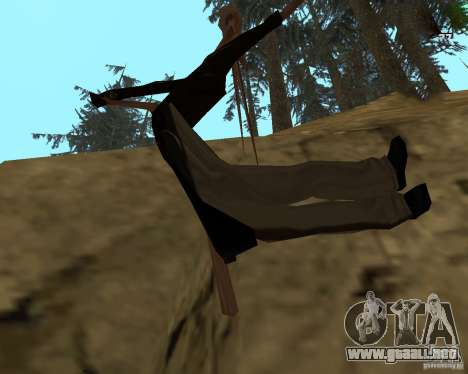 Raspredelitel para GTA San Andreas segunda pantalla