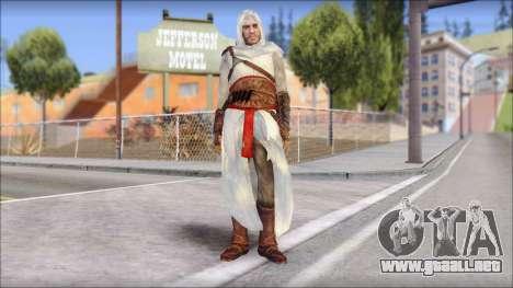Asesino v1 para GTA San Andreas