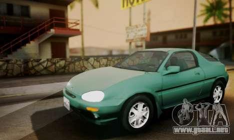Mazda MX-3 para GTA San Andreas