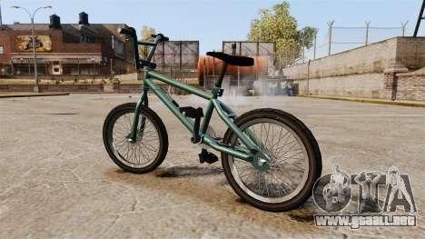GTA V BMX para GTA 4 left