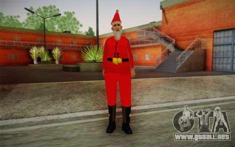 Santa Claus para GTA San Andreas