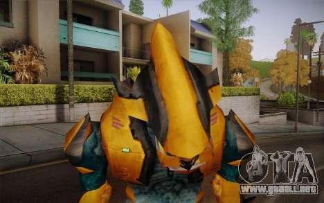 Gold Elite v2 para GTA San Andreas tercera pantalla