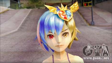 Mira Final Fantasy para GTA San Andreas tercera pantalla