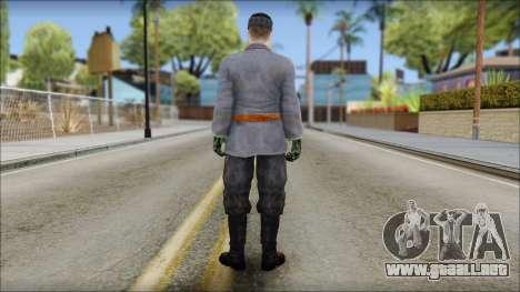 Peasant para GTA San Andreas segunda pantalla