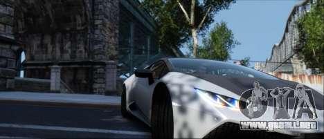 V.I.P ENB para GTA 4 quinta pantalla
