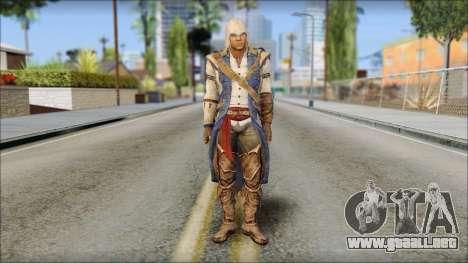 Connor Kenway Assassin Creed III v1 para GTA San Andreas