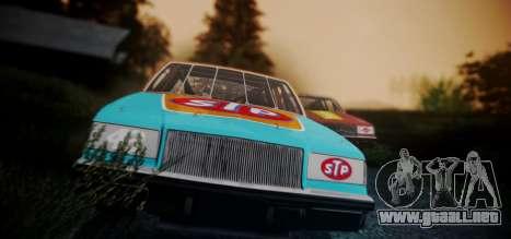 Buick Regal Hotring 1983 (IVF) para la visión correcta GTA San Andreas