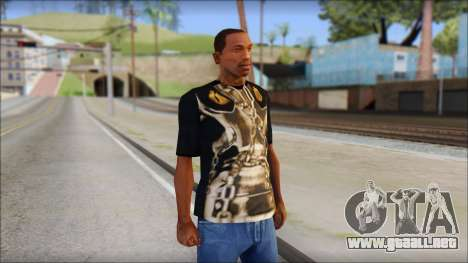 Randy Orton T-Shirt para GTA San Andreas