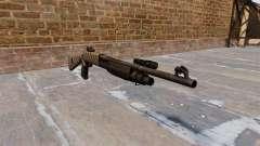 Ружье Benelli M3 Super 90 de fibra de carbono para GTA 4