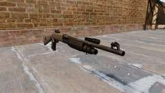 Ружье Benelli M3 Super 90 de fibra de carbono