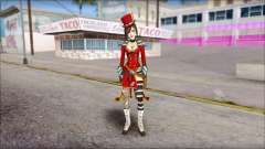 Moxxi from Borderlands para GTA San Andreas