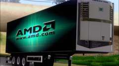 Trailer AMD Phenom X4 para GTA San Andreas