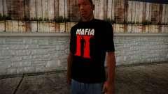 Mafia 2 Black Shirt para GTA San Andreas
