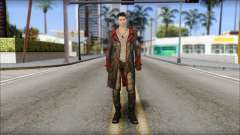 Dante DMC Reboot para GTA San Andreas