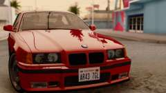 BMW M3 E36 1994 para GTA San Andreas