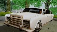 Stafford Limusina limusina para GTA San Andreas