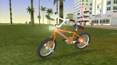 BMX from GTA San Andreas para GTA Vice City