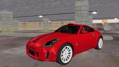 Nissan 350z Tuned