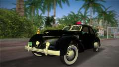 Cord 812 Charged Beverly Sedan 1937