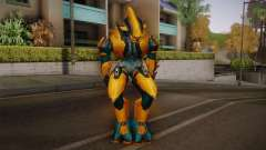 Gold Elite v2 para GTA San Andreas