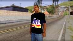 DM T-Shirt Drogerie Market para GTA San Andreas