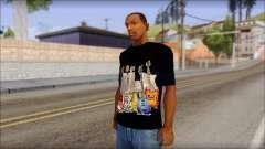 Guitar T-Shirt Mod v2 para GTA San Andreas