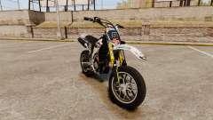 Yamaha YZF-450 v1.10 para GTA 4