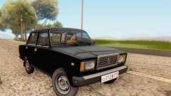 VAZ 2107 Stock para GTA San Andreas