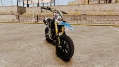Yamaha YZF-450 v1.19 para GTA 4