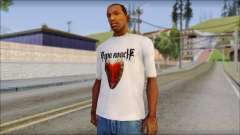 Papa Roach The Best Of To Be Loved Fan T-Shirt para GTA San Andreas