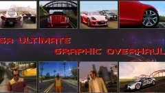 SA Ultimate Graphic Overhaul para GTA San Andreas