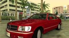 Mercedes-Benz 560SEC (W126) 1987