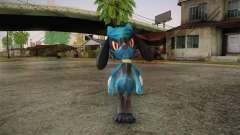 Riolu from Pokemon para GTA San Andreas