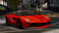 Ferrari LaFerrari WheelsandMore Edition para GTA 4