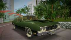 Oldsmobile 442 1970 para GTA Vice City