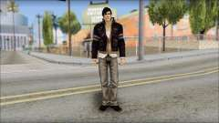 Unhooded Alex from Prototype para GTA San Andreas