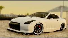 Nissan GT-R V2.0 para GTA San Andreas