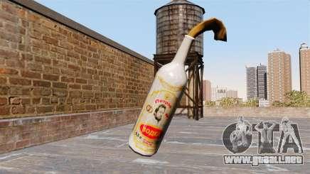 El Cóctel Molotov-Petrov- para GTA 4
