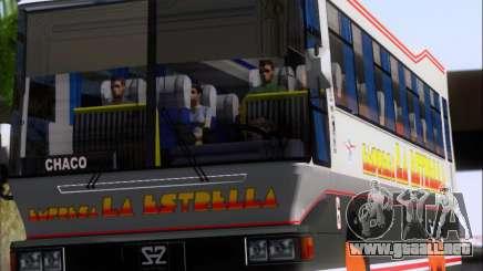 San Antonio Augusto - Empresa La Estrella para GTA San Andreas