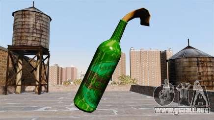 El Cóctel Molotov-Heineken- para GTA 4