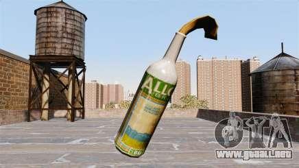 El Cóctel Molotov-Allgauer- para GTA 4