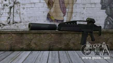 XM8 Assault Olive para GTA San Andreas