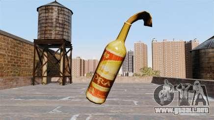 El Cóctel Molotov-Prazecka- para GTA 4